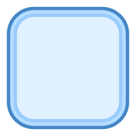 Widgetsmith icon in Blue UI