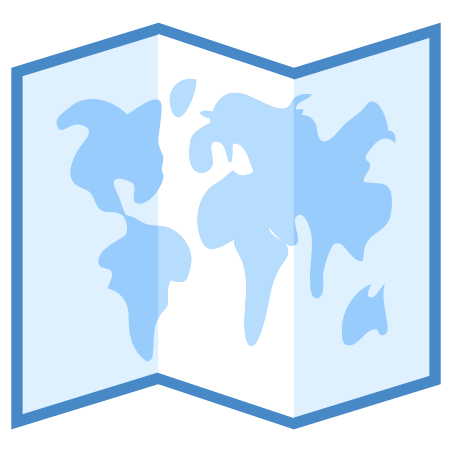 World Map Icon - Free Download, PNG and Vector