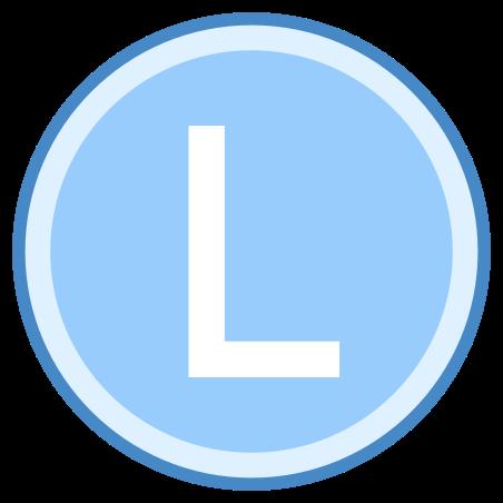 Xbox L icon