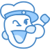 大力水手 icon