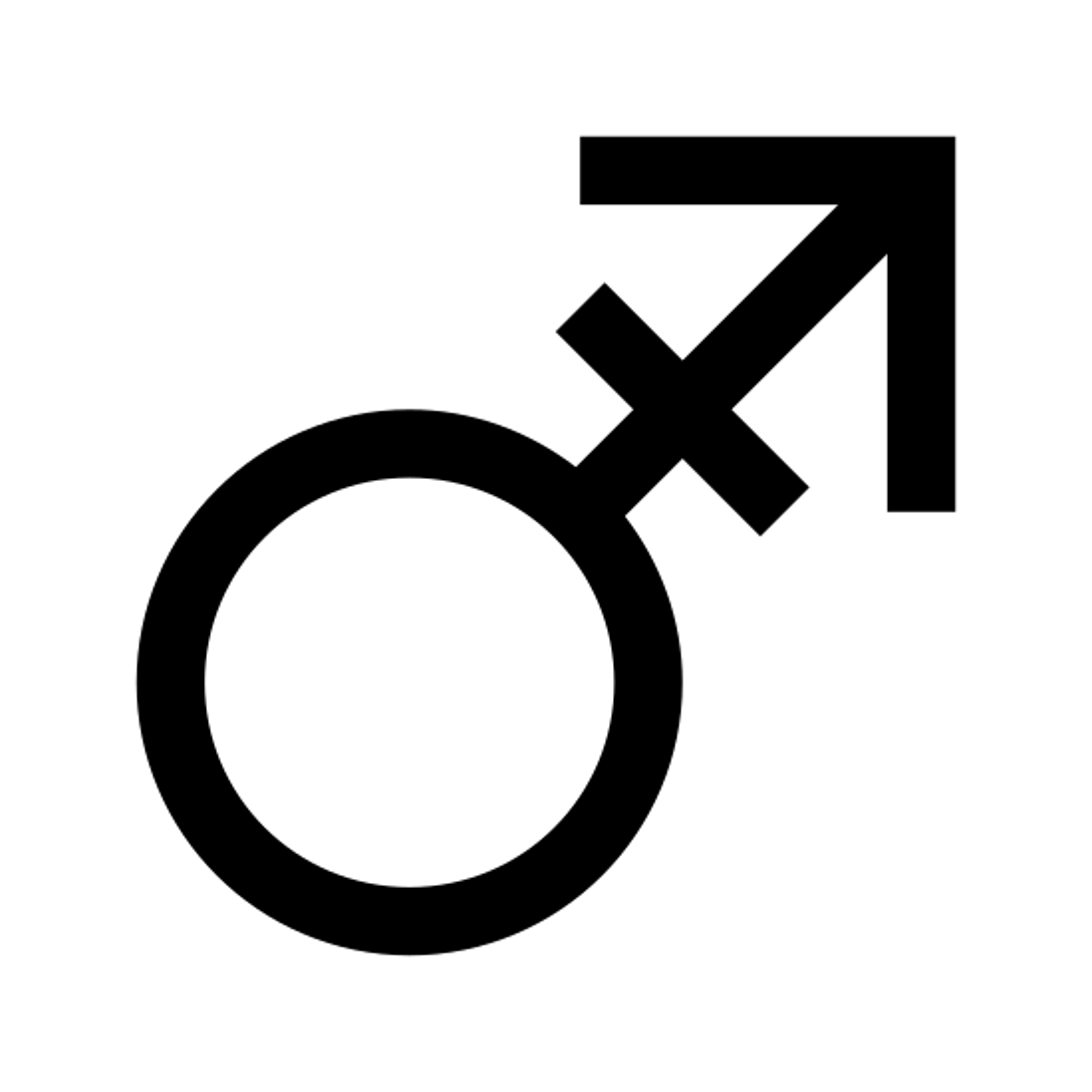 Male Stroke icon