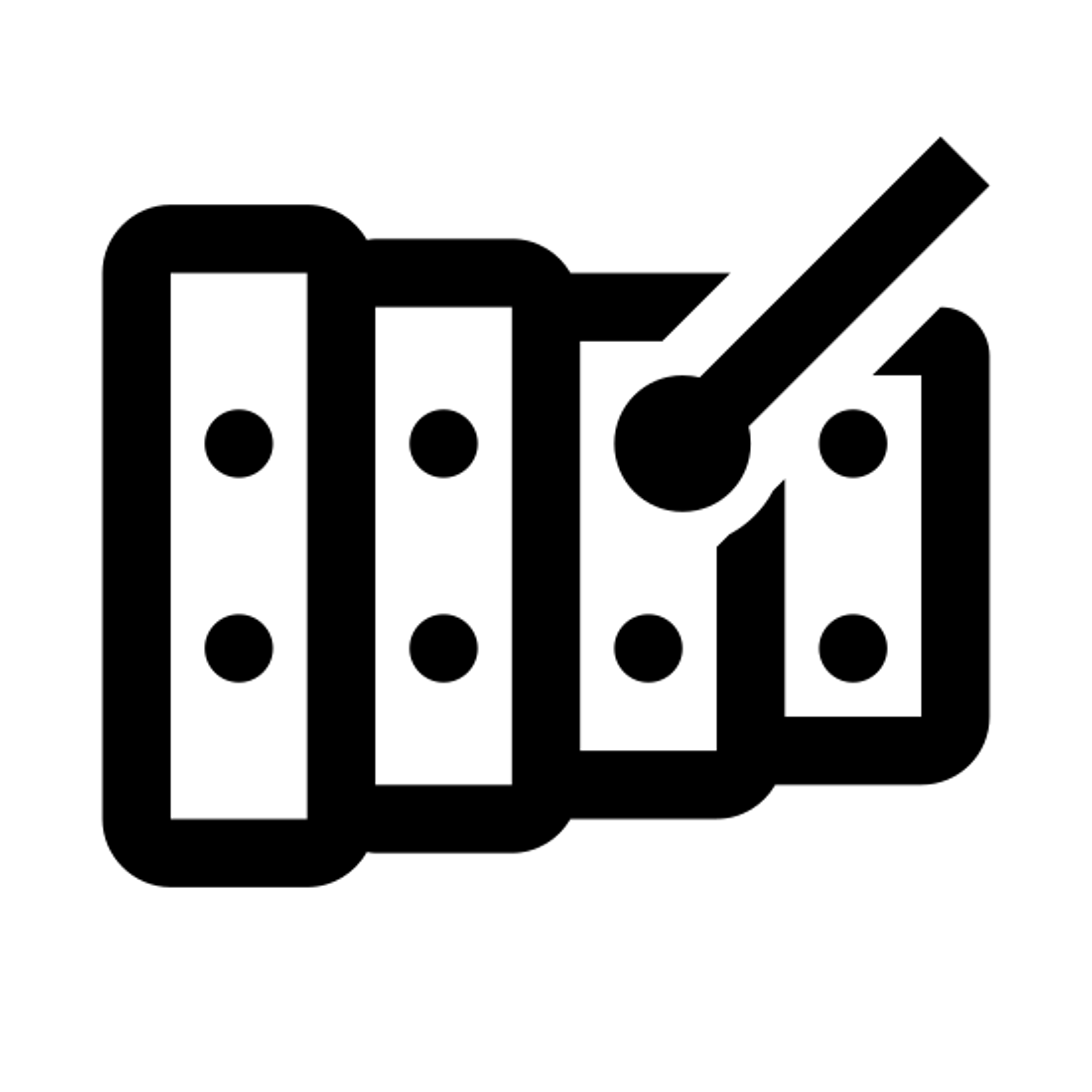 Xilofone icon