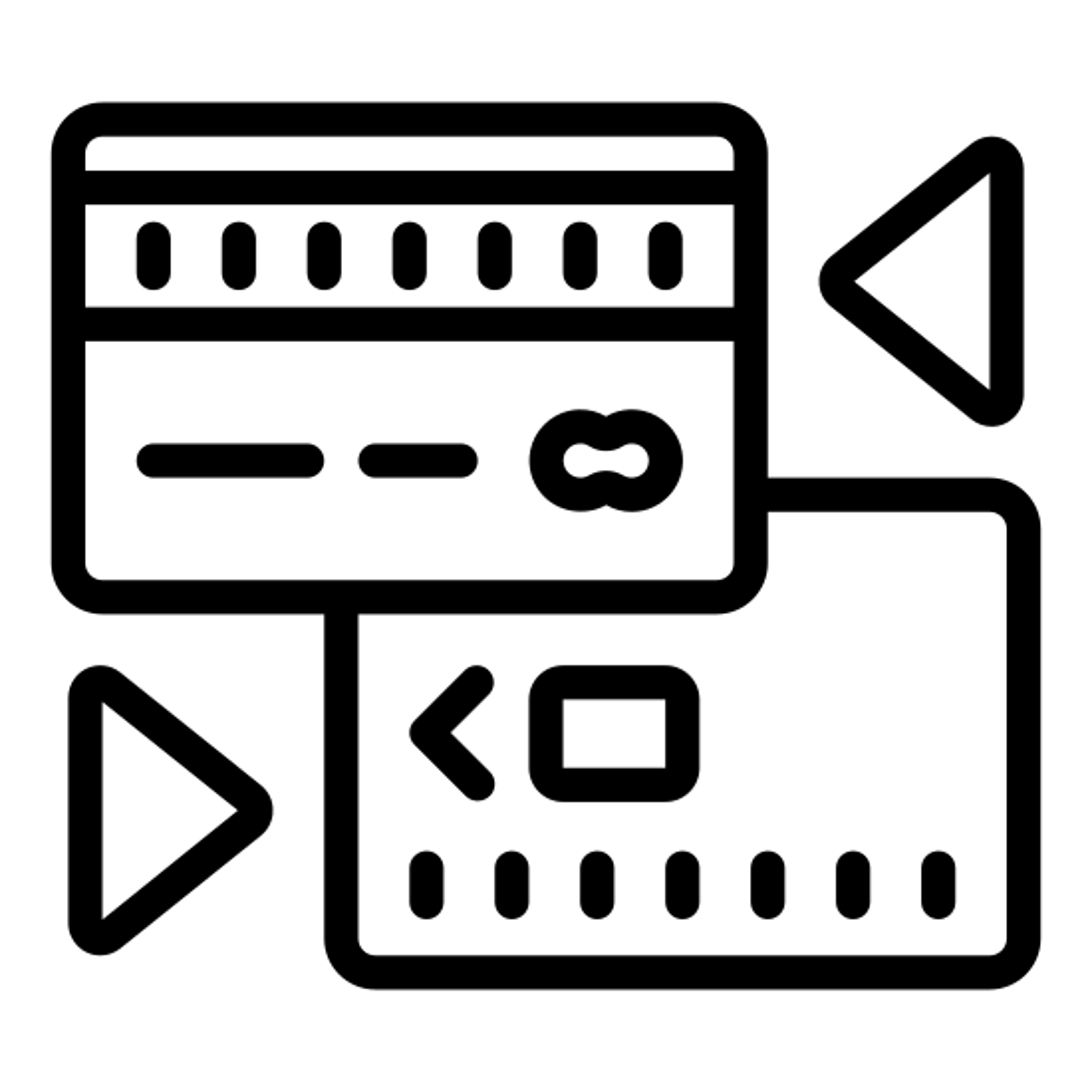卡片交换 icon