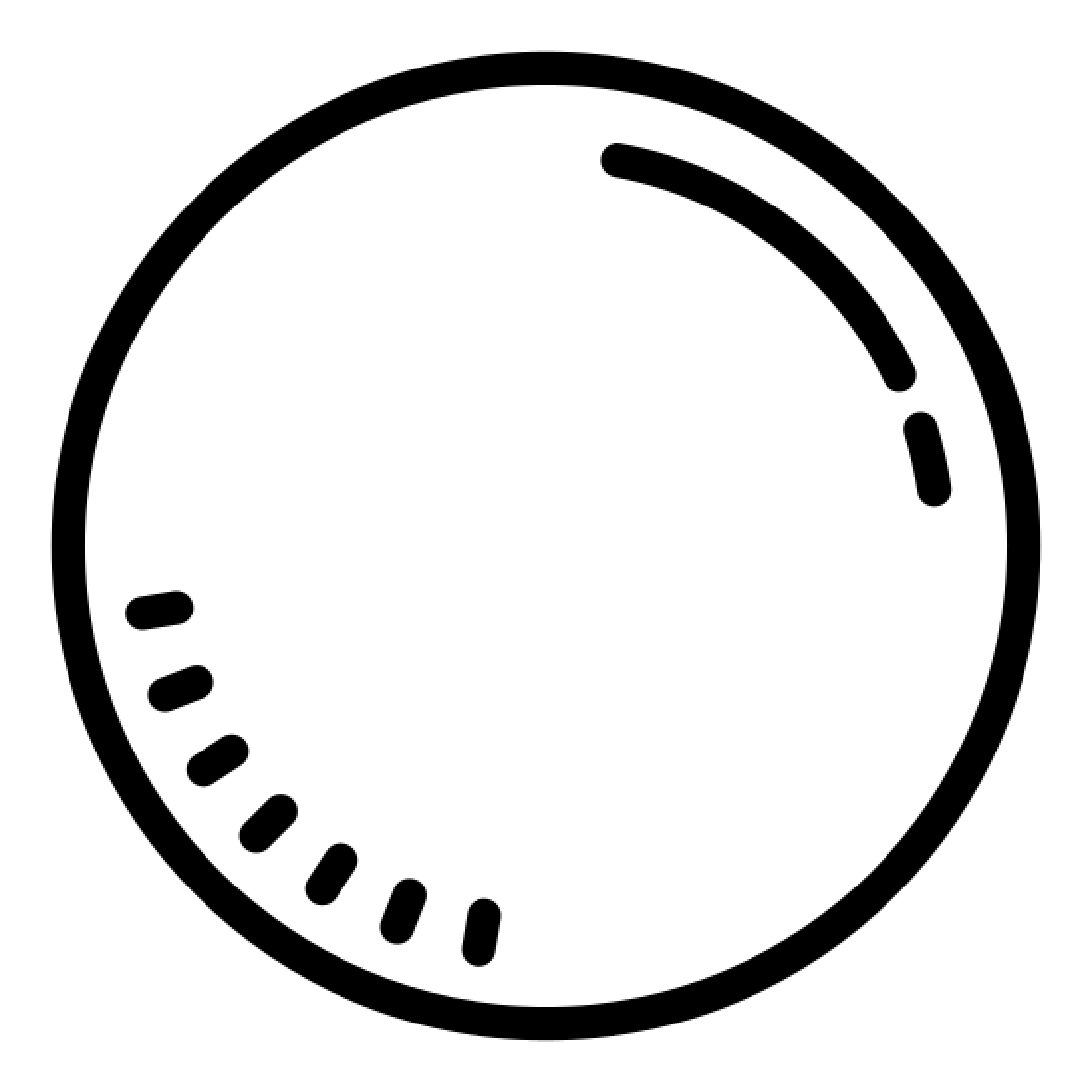 黒丸 icon